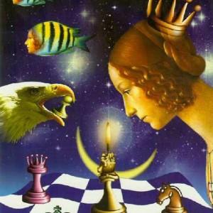 ChessKingEagle